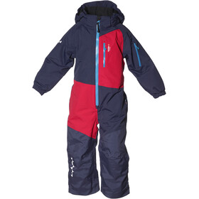 Isbjörn Halfpipe Winter Jumpsuit Kids Firecracker